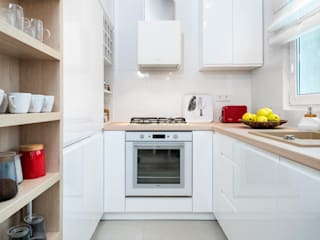Kitchen by RedCubeDesign, Modern