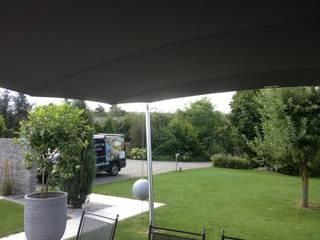 Jardines modernos: Ideas, imágenes y decoración de derraumhoch3 Moderno