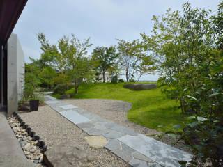 えすぷらんの庭: 株式会社 多々良造園が手掛けた庭です。,