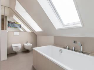 Bad mit Dampfsaauna Moderne Badezimmer von Ohlde Interior Design Modern