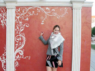 Дом Цветочной Моды БУКЕТ Дома в классическом стиле от Ольга Козина - дизайнер интерьера Классический