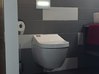 b-cube GmbH BathroomToilets Ceramic White