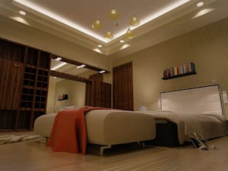 العبور:  غرفة نوم تنفيذ Reda Essam, حداثي