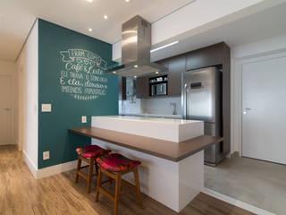 Cocinas de estilo moderno de Moussi Arquitetura Moderno