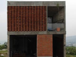 Casa Gala : Casas de estilo  por Apaloosa Estudio de Arquitectura y Diseño