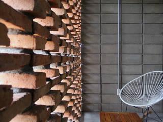 بلكونة أو شرفة تنفيذ Apaloosa Estudio de Arquitectura y Diseño