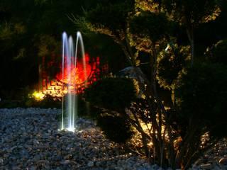 Water trio - element wodny: styl , w kategorii  zaprojektowany przez Lunatic Garden