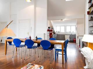 Comedores de estilo  por enbe interior designs,
