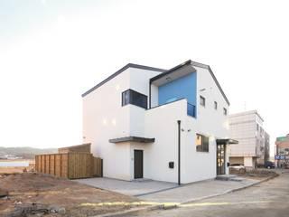 A Haus: 춘건축의  주택