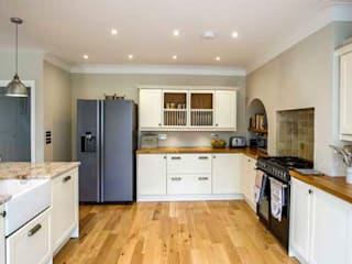 Extension, Loft Conversion & Complete Refurbishment – Kingston Cube Lofts Modern style kitchen