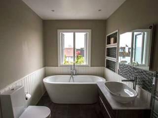 Salle de bains de style  par Cube Lofts