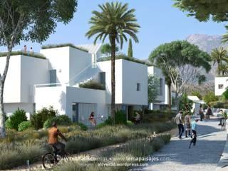 LEMApaisajes Maisons méditerranéennes