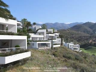 LEMApaisajes Mediterrane Häuser