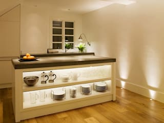 Project Showcase Modern kitchen by John Cullen Lighting Modern
