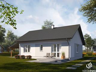 Projekt domu SD1 od Stalowe Domy