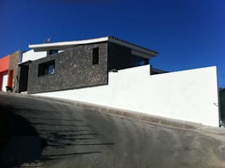 Vivirenda Unifamiliar en Valleseco Casas de estilo moderno de Vidal Bett Arquitecto Moderno