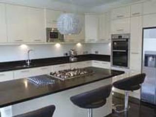 Kitchen Extension II – Strawberry Hill, Twickenham Cube Lofts Modern kitchen