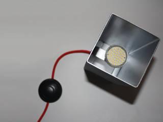 Candeeiro Cube:   por MIUDO™