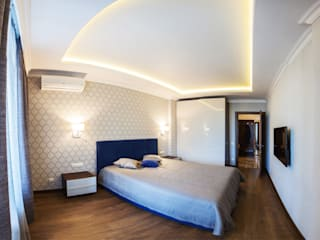 Bedroom by Bovkun design,
