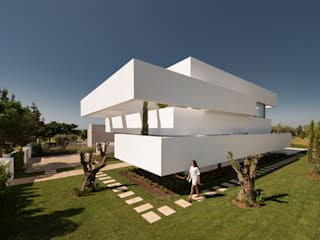 Corpo Atelier Rumah Modern White