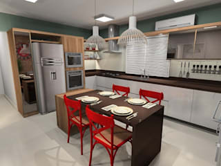 Danielle Barbosa DECOR|DESIGN Cuisine moderne