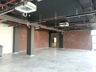 클래식스타일 벽지 & 바닥 by Blue Home 클래식