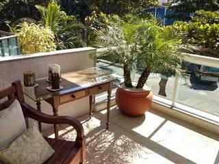 Tropical style garden by Mateus Motta Paisagismo Tropical