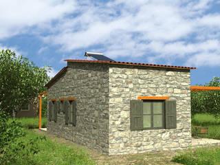 Gülşahin Jardines de estilo mediterráneo