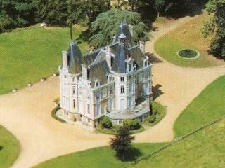 Chateau Chandelier Project Classical Chandeliers 經典風格的走廊,走廊和樓梯