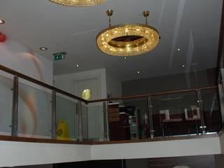 Haagen Daaz Classical Chandeliers 玄關、走廊與階梯照明