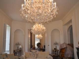 HInwick House Classical Chandeliers Corridor, hallway & stairsLighting