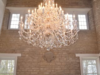 HInwick House Classical Chandeliers 玄關、走廊與階梯照明