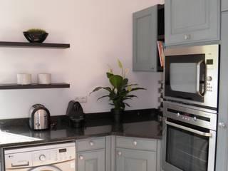 Pure Allure Interior Dapur Gaya Rustic