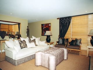 CKW Lifestyle Associates PTY Ltd Eclectic style media room