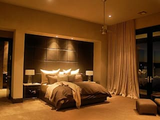 Kamar Tidur Gaya Eklektik Oleh CKW Lifestyle Associates PTY Ltd Eklektik