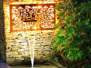 Jardines de estilo moderno por Hoveniersbedrijf Guy Wolfs
