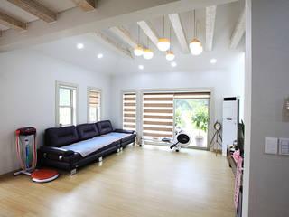 homify Mediterranean style living room