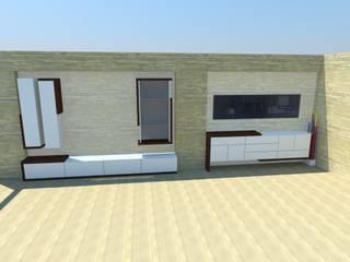 de A-teknik16 Yapı Dekorasyon İnşaat Ltd. Şti. Moderno