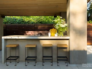 Chibi Moku Architectural Films 現代房屋設計點子、靈感 & 圖片 水泥 Beige