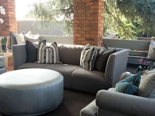 CKW Lifestyle Associates PTY Ltd Eclectic style balcony, veranda & terrace