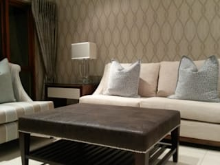 CKW Lifestyle Associates PTY Ltd Eclectic style living room