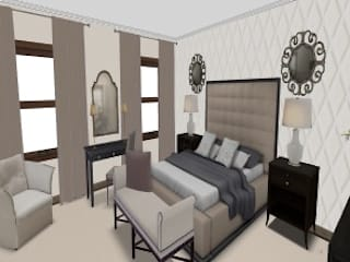 3D Visuals for various projects CKW Lifestyle Associates PTY Ltd