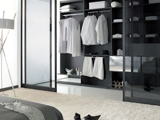 Deco Bois Modern dressing room