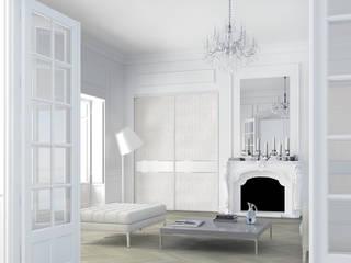 Dressings: Fenêtres de style  par Deco Bois