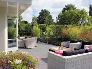 Jardin classique par Teo van Horssen Hoveniers Classique