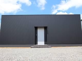 PATIO: 松井設計が手掛けた家です。