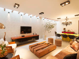 THEROOM ARQUITETURA E DESIGN Modern living room
