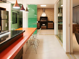 THEROOM ARQUITETURA E DESIGN Kitchen
