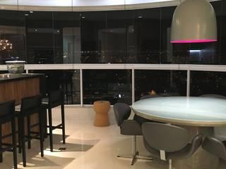 THEROOM ARQUITETURA E DESIGN Terrace