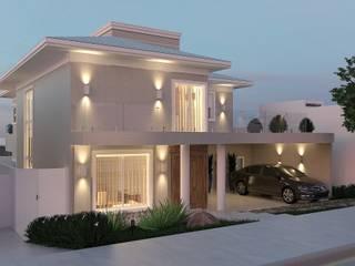 منازل تنفيذ THEROOM ARQUITETURA E DESIGN